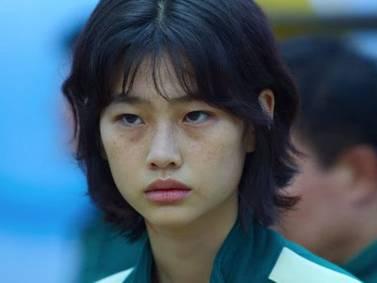 Jung Ho Yeon, la actriz de El juego del calamar que se roba las miradas en redes
